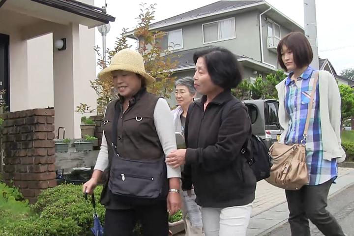はじめての徘徊模擬訓練 ~福島市松川町~