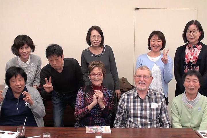 人生を楽しむ 〜クリスティンとポール 6度目の日本旅〜