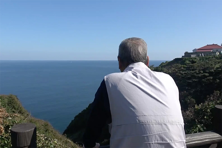 「影を慕いて 男性介護者の喪失と葛藤」 〜海が二人を支えてくれた〜 田中孝さん 保子さん・鳥取県境港市