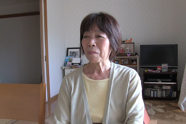 """Diagnosed with Dementia"" Daily life portrayed by the patients and their families Vol.1-Ms.Eiko Nakanishi, Kyoto"