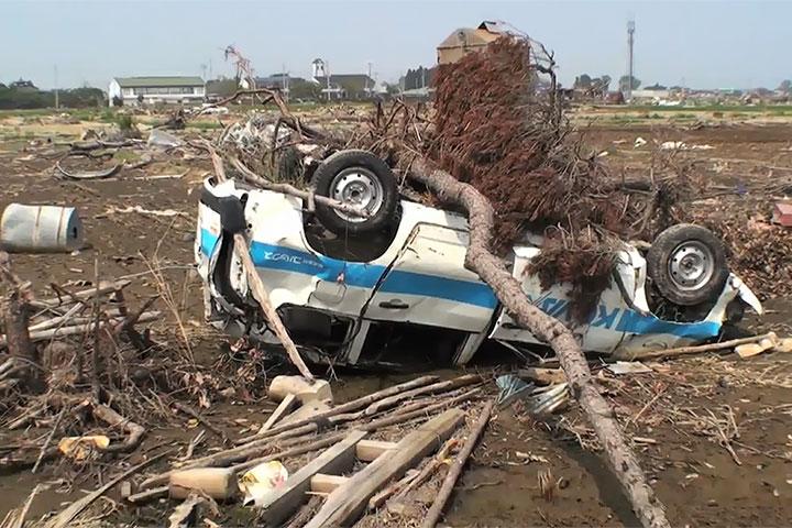 被災地からのリポートVOL.1 ~東日本大震災 認知症の人は今~